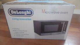 Delonghi D90D 25L 900W Microwave Oven Combi Microwave - Black. From Argos
