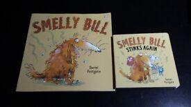 Smelly Bill books by Daniel Postgate
