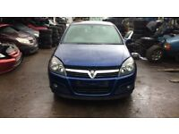 2005 Vauxhall Astra SXI Twinport 5dr Hatchback 1.6L Petrol Blue BREAKING FOR SPARES