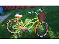 Ladies Beach Cruiser Bike