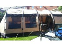 Outwell Pollycotton Phoenix 7 atc airbeam Tent 2016