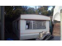 Static caravan,good condition,cheap for quick sale.