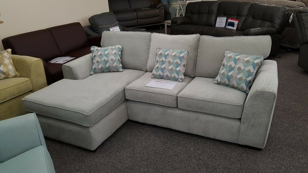 slider scott montgomery sectional living chaise gray reversible sofa