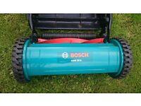Bosch lawnmower AHN38G