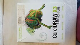 COREL DRAW X3 Graphics Suite