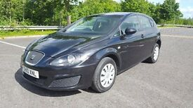 **2010 SEAT LEON 1.9 S TDI 104*F.S.H*FINANCE AVAILABLE*