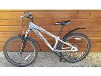 Boys Claude Butler 'Switchblade' mountain bike