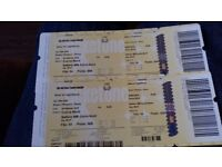 Italy v England RBS 6 nation tickets