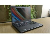 LENOVO THINKPAD T440 I5-4200U 1.6GHZ TURBO TO 2.3GHZ,500GB HDD,8GB RAM,WIN 10,COMES WITH CHARGER