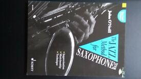 The Jazz Method for Tenor Saxophone