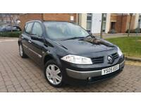 Renault Megan 1.6 dynamique 2005 hpi clear looks and drives immaculate