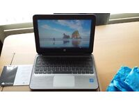 """HP 11""""6 netbook, with 5 months HP warranty left."""