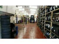 Car Mechanic & Experience tyre fitter REQUIRED