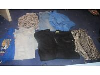 Bundle of womens clothes size 14 and few size 12