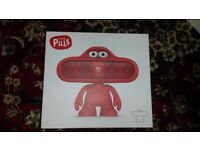 Beatspill frog stand Box only red