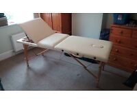 Massage Couch in Excellent Condition