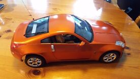 350Z remote controlled car
