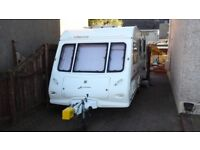 2006 Elddis Odyssey 524 Touring Caravan