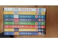 House Complete Boxset