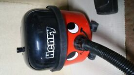 Henry Hoover Vacuum cleaner Twin Speed HVR200-22