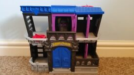 Imaginex Batman Jail