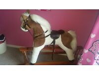 Mulholland and Baillie rocking horse