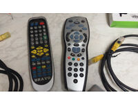 Sky remote full working order