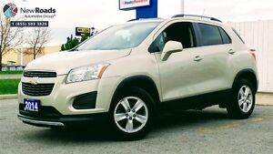 2014 Chevrolet Trax 1LT 1LT, AWD, ONE OWNER, NO ACCIDENT, FUL...