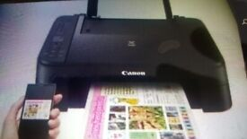 Very cheap. Canon PIXMA Wireless printer. Collect today cheap. Open to offers