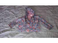 Baby girl coat 12-18 months