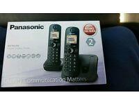 Panasonic kx-tgc212 digital cordless phones