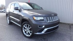 2015 Jeep Grand Cherokee Summit +Hemi, Cuir, Toit, Nav+