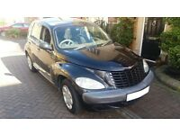 Chrysler Pt Cruiser Limmited Edition, Black (needs new battery)