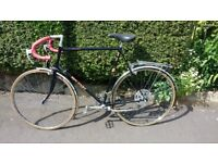 "1980's Vintage Raleigh Alpha Sport road bike 25"""