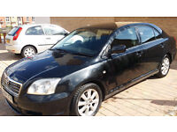 Toyota Avensis 1,8 Petrol.Hit us with your best offers