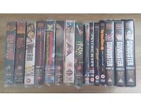 Classic Anime Manga collection - new condition