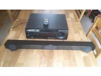 Yamaha SR-301 Home Theatre System