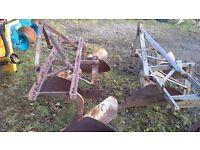 Ferguson Drill Ploughs