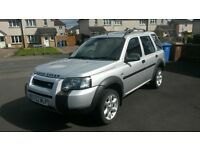 2002 LAND ROVER FREELANDER FACE LIFT CHEAPER PX WELCOME