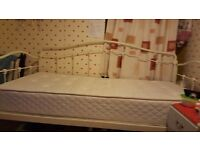 For sale. Day bed good condition. Very comfortable. We don't need it anymore. Buyer to collect