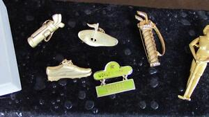 Golfer's Pins, Brooches, Nice Collection Kitchener / Waterloo Kitchener Area image 3