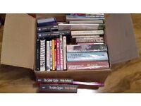 Books - Big box full