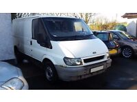 2005 Ford transit mk6 for breaking / parts.