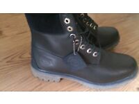 Timberlands 6inch leahter boots