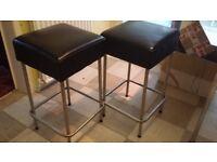 2No Bar stools