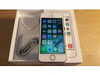 Iphone 5s 16GB Unlocked all networks One month warranty