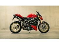 Ducati Streetfighter 1100S Rare with a host of aftermarket parts! **price drop, Quick sale needed!