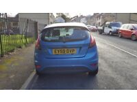 Ford fiesta 1.4 tdci 59 plate £20 road tax