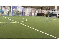Casual Futsal game central London - Wednesdays at 2pm