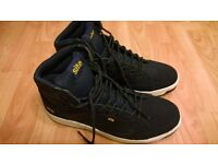 New Site Sapphire Safety Trainers size 8 fit 9